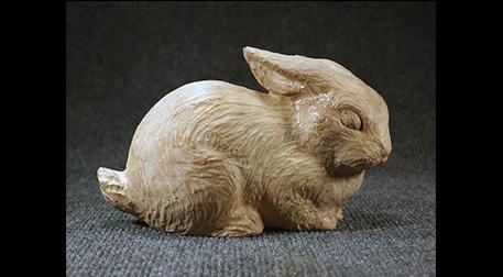 Masterpiece Galata Heykel -Tavşan