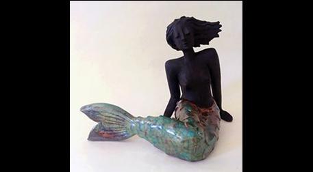 Masterpiece Maslak Heykel - Mermaid