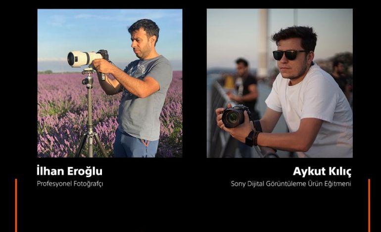 Sony'den Instagram Canlı Yayınları ile Fotoğraf Etkinlikleri