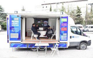 Kadıköy Belediyesi Korona Virüs Çalışmaları Aralıksız Sürüyor