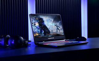Predator Triton 500 ve Nitro 5 Oyuncu Dizüstü Bilgisayarları