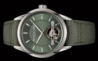 Raymond Weil Freelancer Calibre RW1212 Green