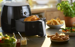 Yağsız ve Sağlıklı Yemekler için: Philips Airfryer XXL
