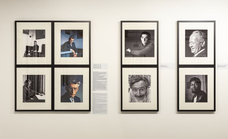 Lütfi Özkök: Portreler Sergisini Sanal Turla Keşfedin
