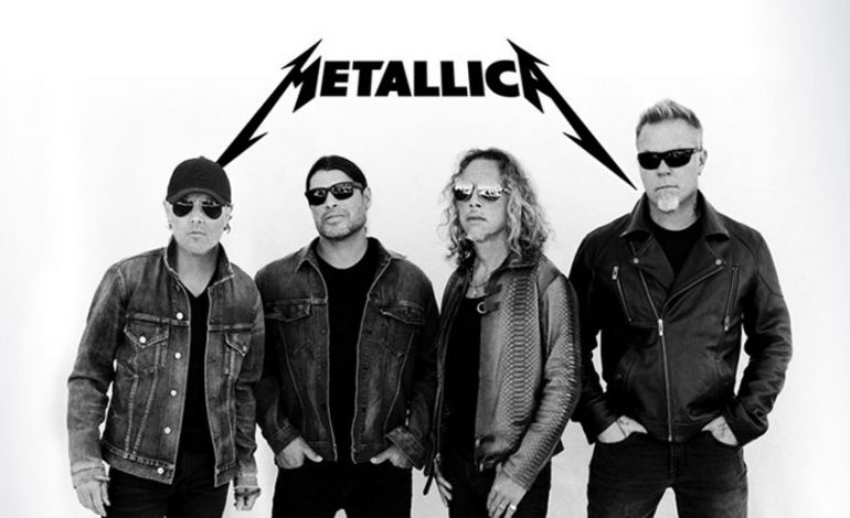 Metallica'dan Hayranlarına Sürpriz