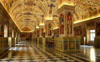 Vatikan Müzeleri ve Sistine Şapeli