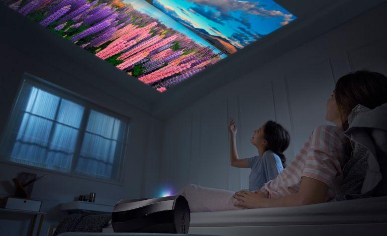 Acer Projektörler 'Evde Kalırken' En Keyifli Anlara Eşlik Ediyor