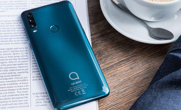 Alcatel 1S (2020) Türkiye'de satışa sunuldu