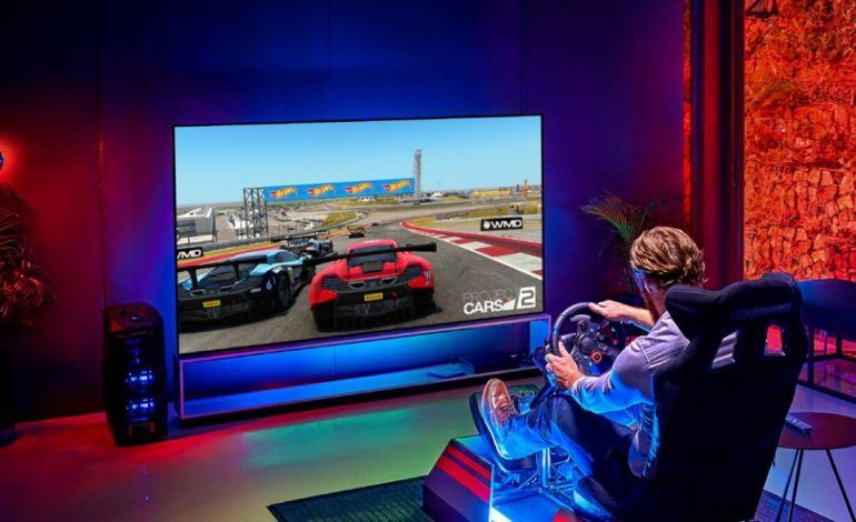 TV Keyfinizi LG Büyük Ekrana Taşıyın