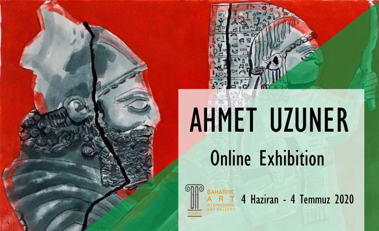 Ahmet Uzuner Online Exhibition