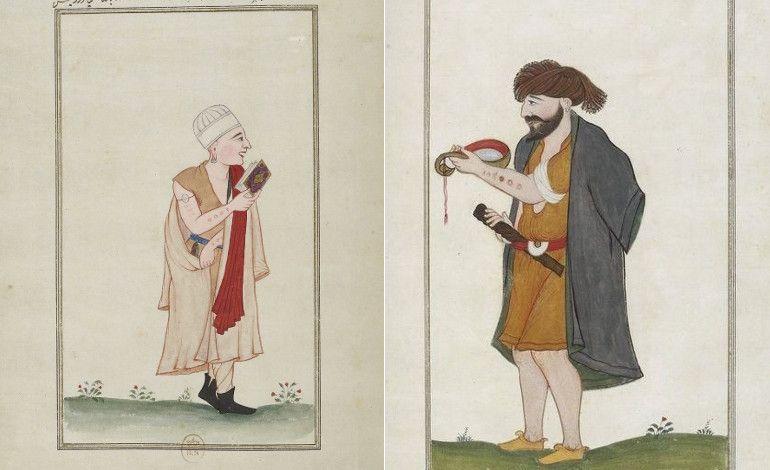 Bir Tarihçi ve Bir Romancının 14. Yüzyıl Anadolu'suna Seyahati
