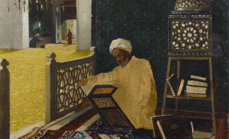 Görünenin Ötesinde Osman Hamdi Bey Google Arts & Culture Platformunda...