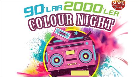 Dj Hakan Küfündür ile 90'lar 2000'ler Colour Night