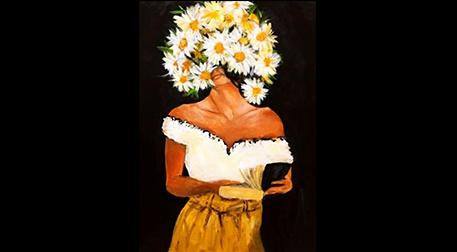 Masterpiece Galata Resim - Papatya