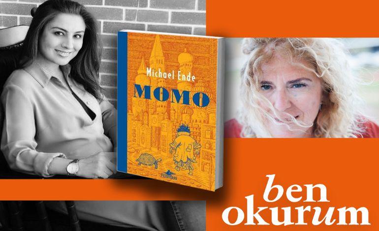 Momo'yu İki Yayıncı Ben Okurum'da Konuşuyor