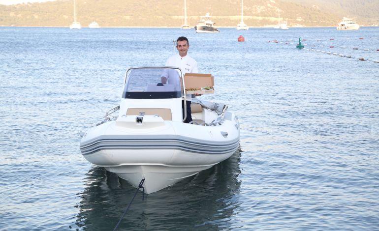 Divan Lezzetleri Artık Teknelerinizde!
