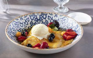 Meşhur Fransız Tatlısı Crepe Suzette Divan Restoranları'nda