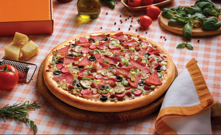 Pizza Bayramı Erken Başlıyor