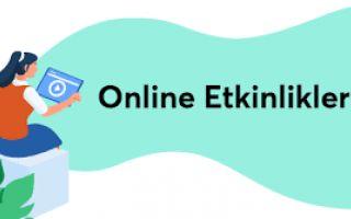 Online Etkinlikler