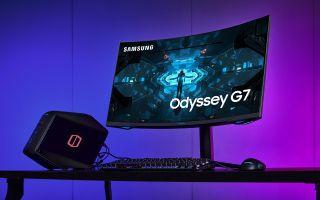 Samsung, Kavisli Odyssey Oyun Monitörlerini Piyasaya Sürdü