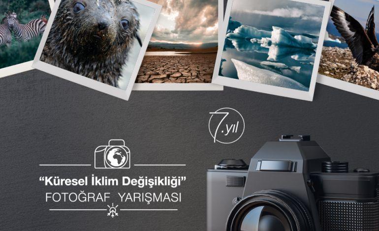 7. Küresel İklim Değişikliği Fotoğraf Yarışması Başladı!
