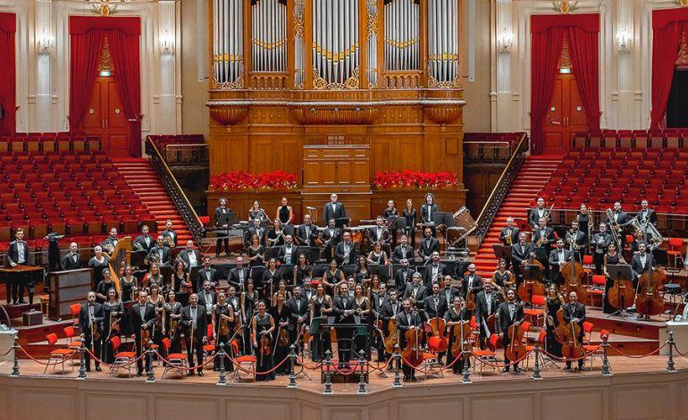Borusan İstanbul Filarmoni Orkestrası & Vikingur Olafsson