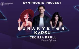Burak Yeter - Karsu - Cecilia Krull Konseri