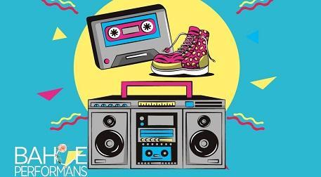 DJ Gökhan Üreten & DJ Hakan Küfündür 80'ler 90'lar 2000'ler Parti