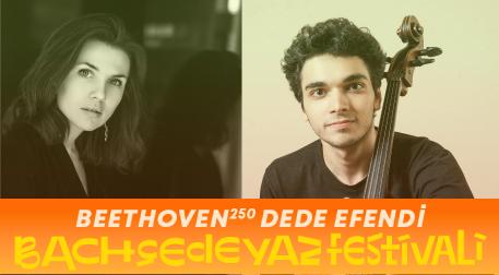 Gagik Makichyan & Natalia Sokolovskaya : Viyolonsel Piyano Resitali