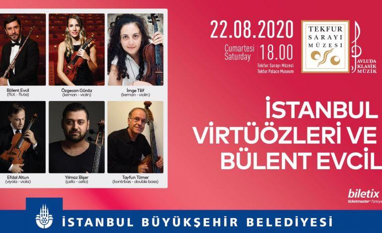 İstanbul Virtüözleri ve Bülent Evcil
