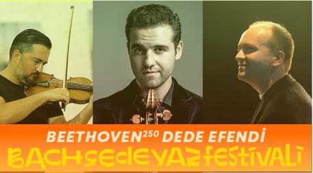 Kapanış Konseri: Archduke Dede RemixOlgu Kızılay keman Dorukhan Doruk viyolonsel Jerfi Aji piyano