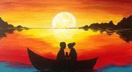 Masterpiece Galata Resim - İlk Aşk