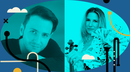 Rosanne Philippens & Michail Lifits
