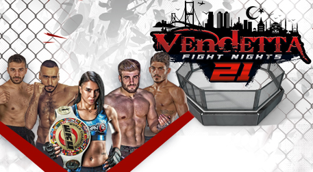 Vendetta MMA Kick Boks Gecesi