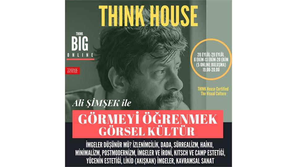 Ali Şimşek ile Görmeyi Öğrenmek: Görsel Kültür (ONLINE)/28-29 Eylül ve 6-13-20 Ekim