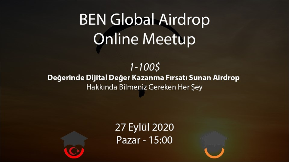 BEN Global Airdrop Online Meetup