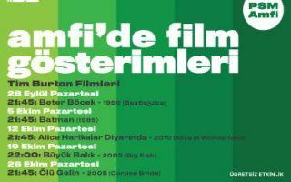 Brezilya Filmleri Gösterimleri