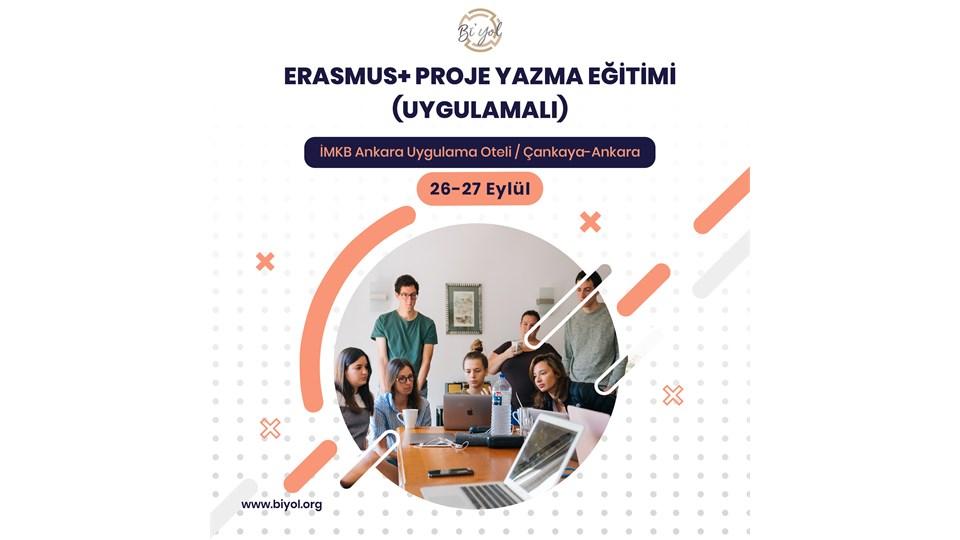 Erasmus+ Proje Yazma Eğitimi (Uygulamalı)