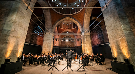Festival Orkestrası & Cem Mansur