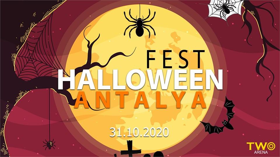 HalloweenFest Antalya