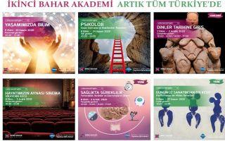 İkinci Bahar Akademi, Dünyaya Açılan Eğitim Modülleriyle Yeni Döneme Hazır