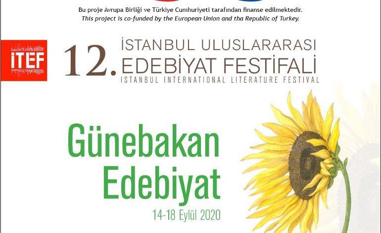 İTEF-İstanbul Uluslararası Edebiyat Festivali 14-18 Eylül'de Hem Sokakta Hem Ekranda Başlıyor