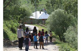 Köy Okullarına Askıda Çocuk Kitabı Kampanyası