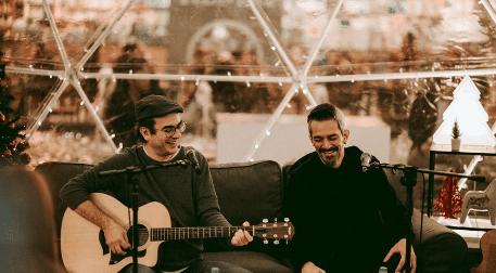 Şakalı Akustik Harun Tekin & Koray Candemir
