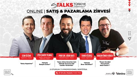 STALKS SATIŞ & PAZARLAMA ZİRVESİ
