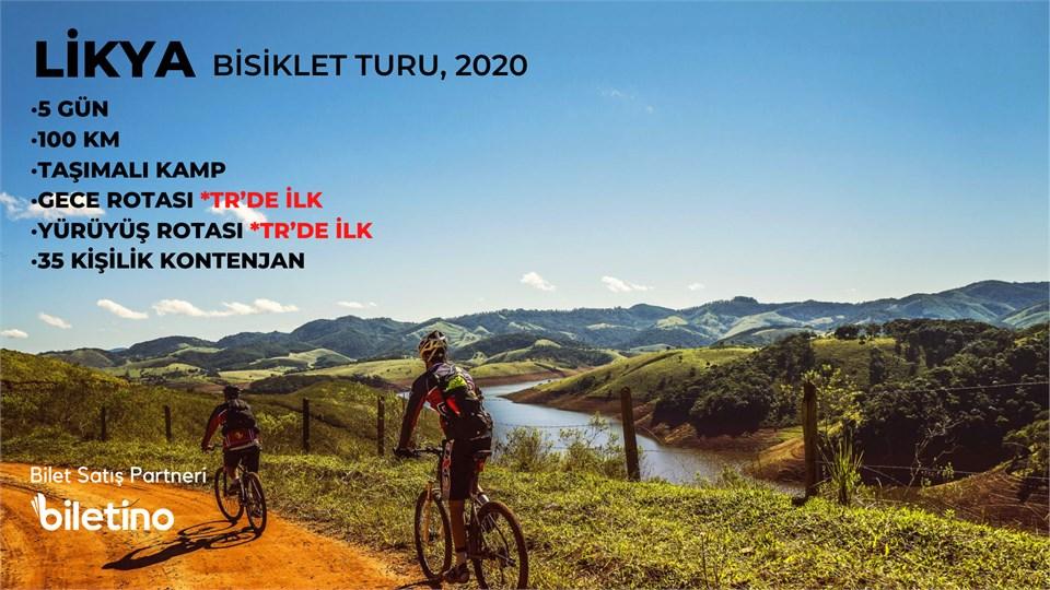 TİEBFest   Likya Bisiklet Turu 2020