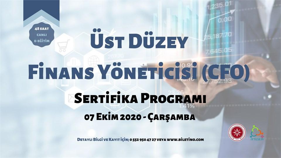 Üst Düzey Finans Yöneticisi (CFO) Sertifika Programı