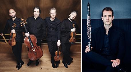 David Orlowsky & Quartetto Di Cremona