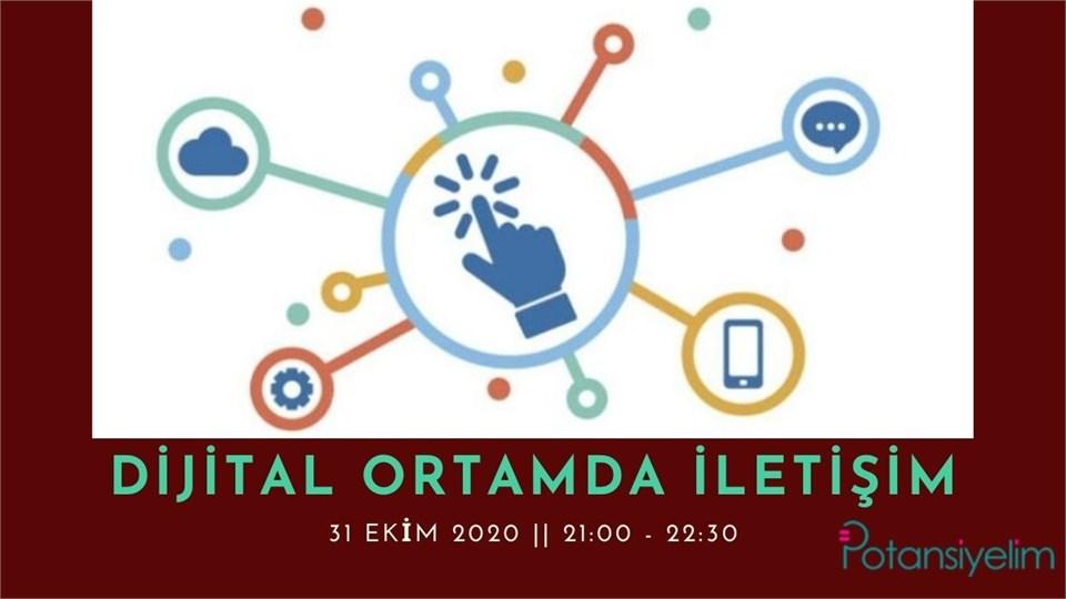 Dijital Ortamda İletişim