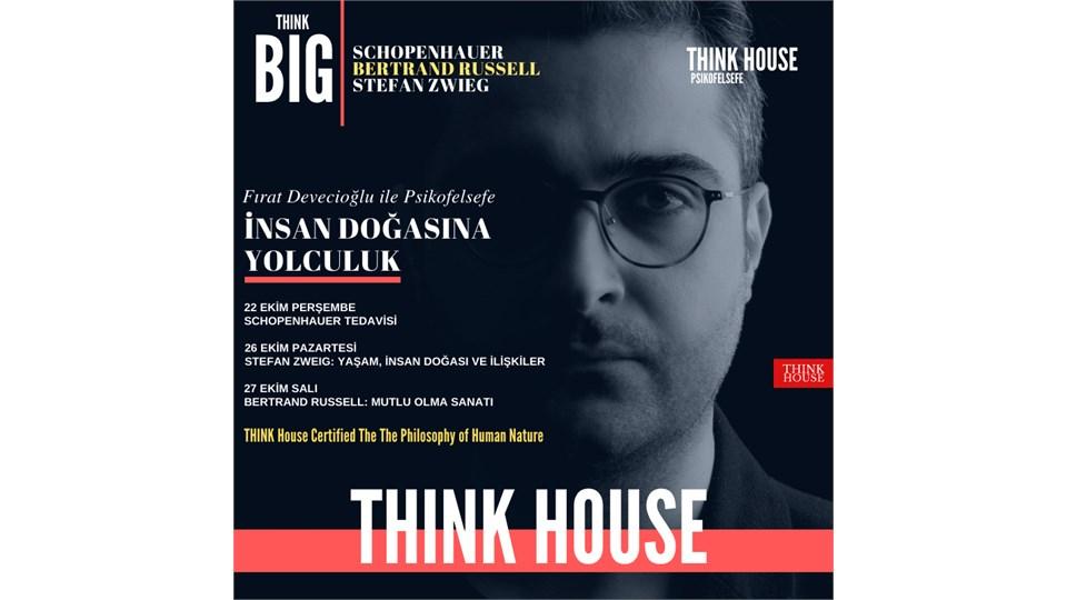Fırat Devecioğlu ile Psikofelsefe: İnsan Doğasına Yolculuk (ONLINE/Sınırlı Sayıda Fiziki Katılım)